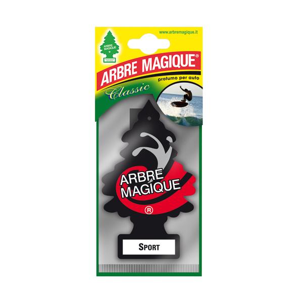Luchtverfrisser Arbre Magique 'Sport'