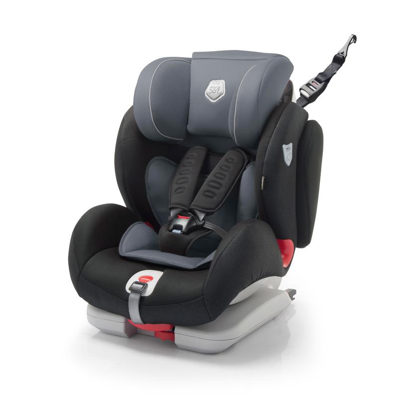 Autostoel Penta Fix Grijs-zwart