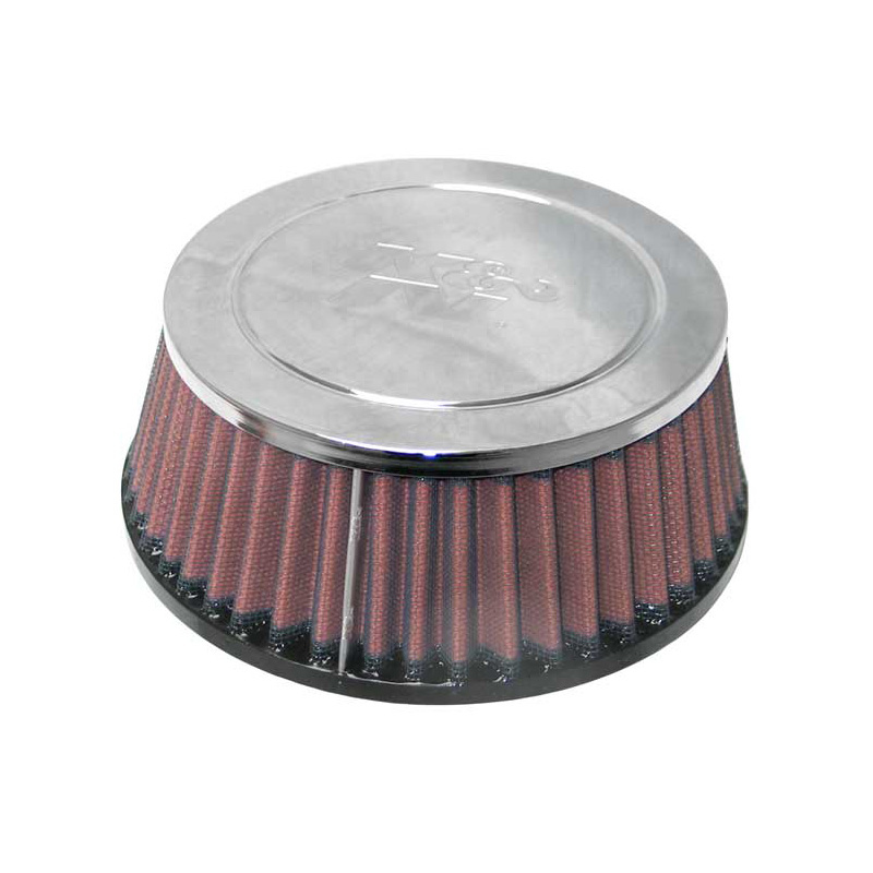 K&N universeel konisch vervangingsfilter 97mm aansluiting (RC-9520)