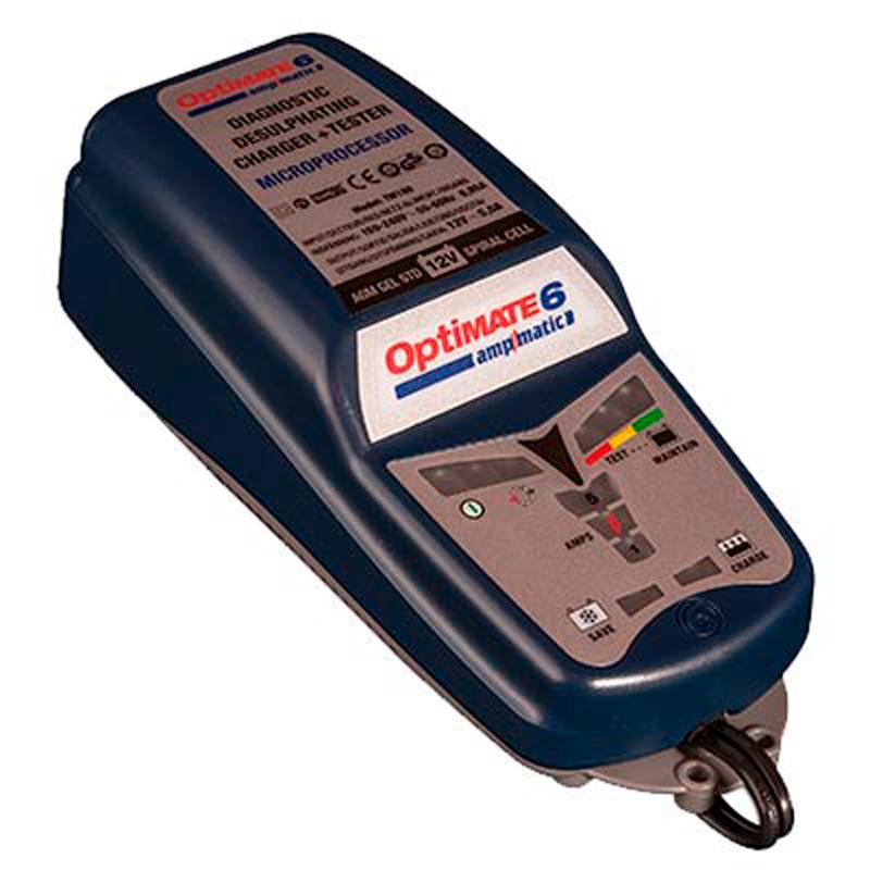 Optimate 5 Amp Acculader-tester-onderhouder