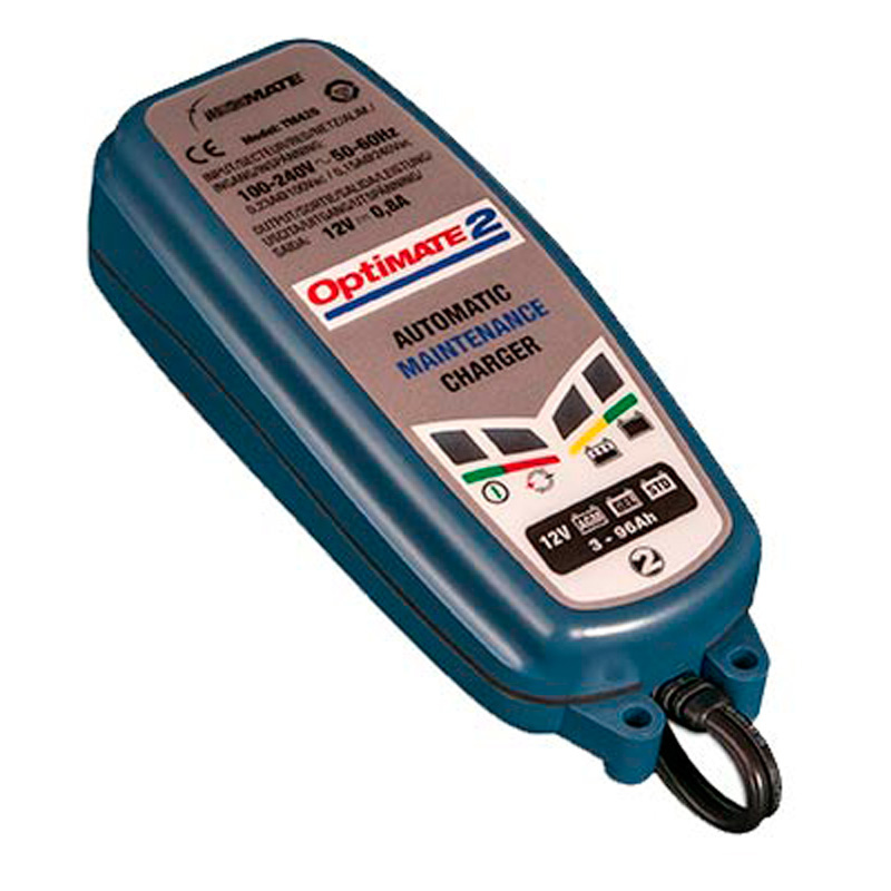 Optimate 12V Acculader-onderhouder