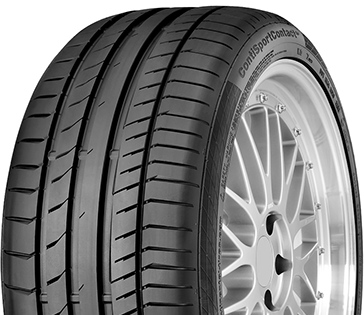 Continental SportContact 5 245-45 R18 96W FR