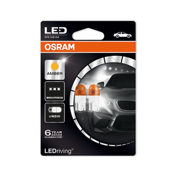 Osram Premium LED Retrofit Amber-Orange