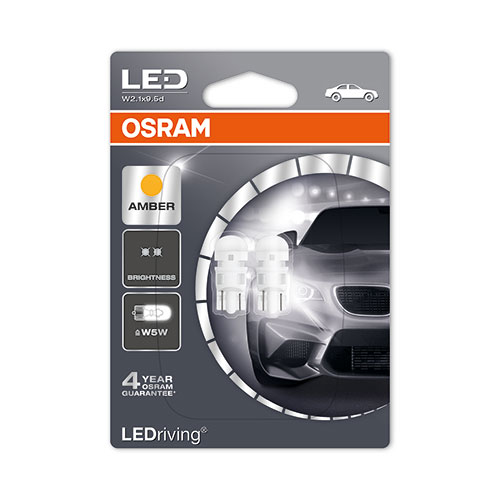 Osram Standaard LED Retrofit Red
