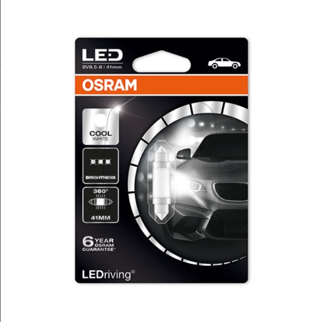 Osram Premium LED Retrofit Cool White 6000k