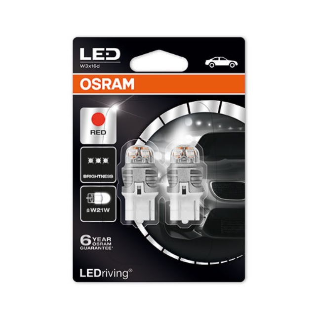 Osram Premium LED Retrofit Red