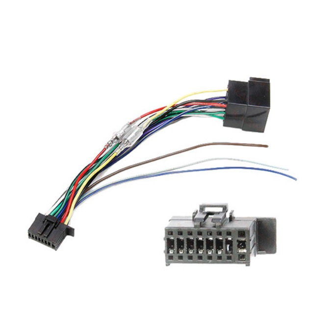 Kenwood-JVC radio adapter 16 pins