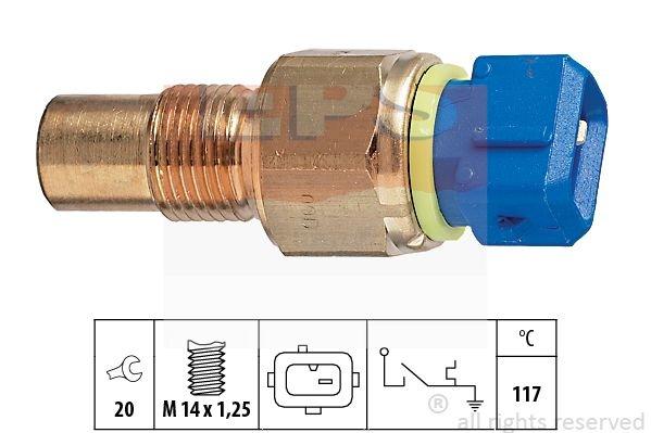 EPS Facet Temperatuurschakelaar, koelmiddelwaarschuwingslamp 1840060