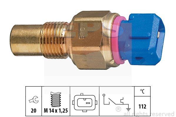 EPS Facet Temperatuurschakelaar, koelmiddelwaarschuwingslamp 1840109
