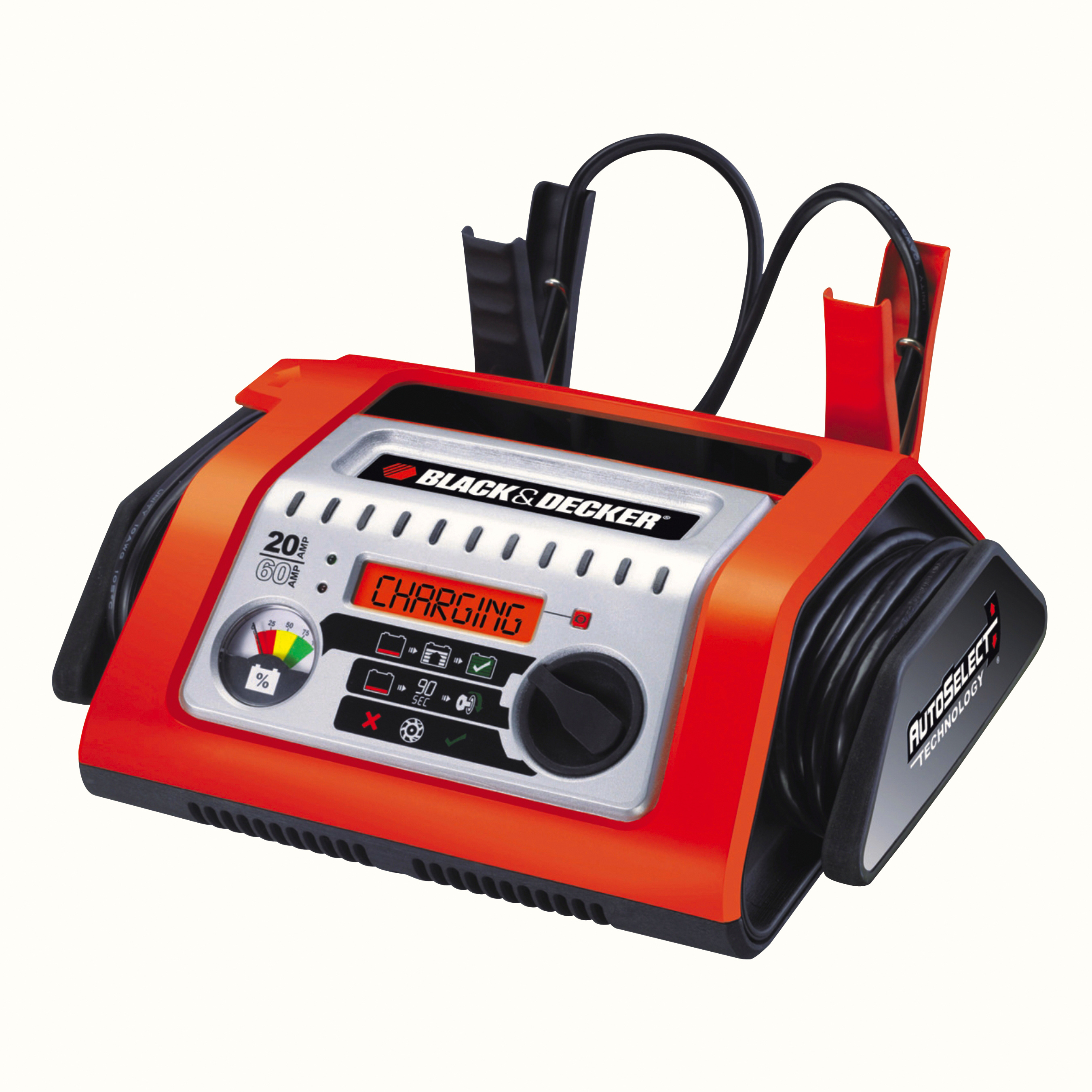 Black&Decker BDSBC20A Acculader 20A