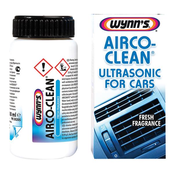 Wynn's 30205 Airco-clean Ultrasonic 100ml
