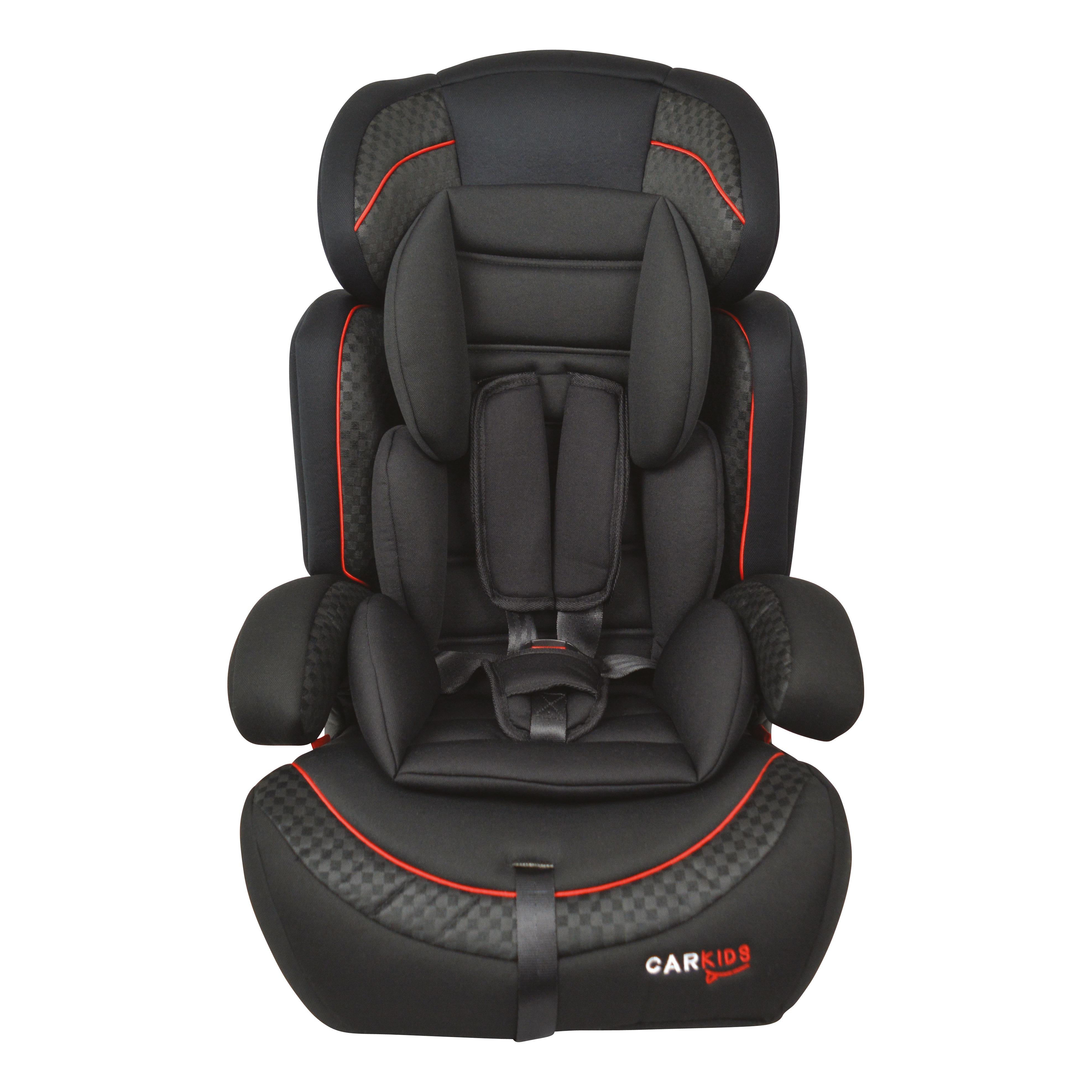 Autostoel CK Zwart-rood