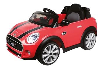 Accu auto Mini Cooper Rood