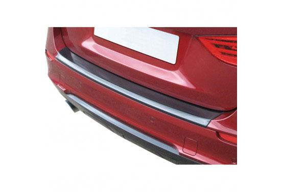 ABS Achterbumper beschermlijst BMW X4 F26 SE 4/2014- Carbon Look