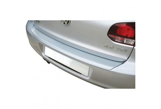 ABS Achterbumper beschermlijst BMW X4 F26 SE 4/2014- Zilver