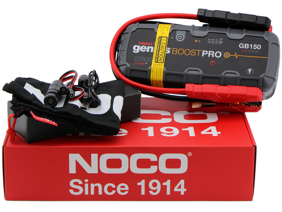 Noco Genius Battery Booster GB150 12V 4000A