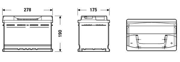 Accu-Batterij