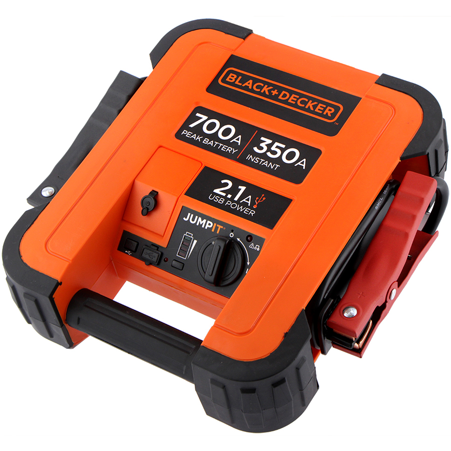 Black&Decker BDJS350 Jumpstarter 350A