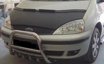 Motorkapsteenslaghoes Ford Galaxy I 2004-2006 zwart