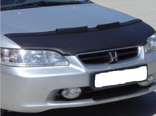 Motorkapsteenslaghoes Honda Accord 1999-2001 zwart