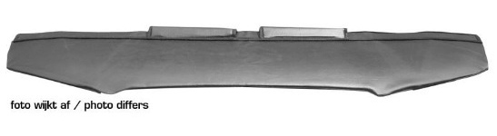 Motorkapsteenslaghoes Mazda 626 1992-1996 zwart