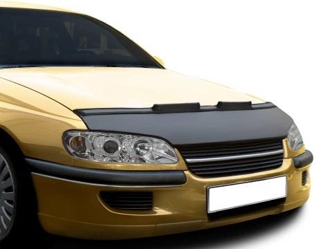 Motorkapsteenslaghoes Opel Omega B 1994-1999 zwart