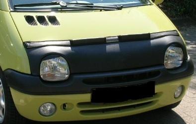 Motorkapsteenslaghoes Renault Twingo 1997-2000 zwart