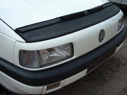 Motorkapsteenslaghoes Volkswagen Passat 35i 1988-1993 carbon-look