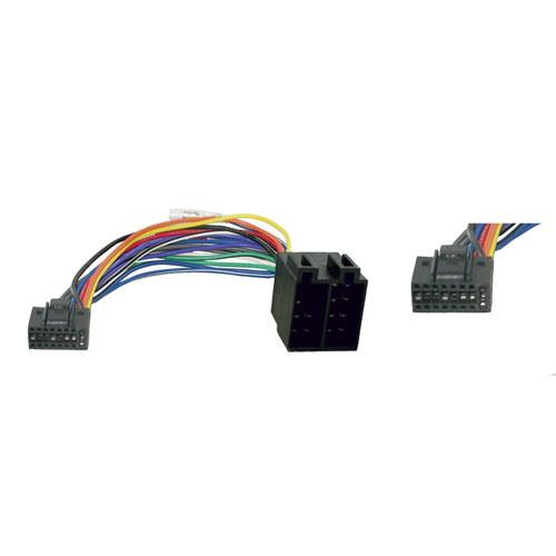 Kenwood radio adapter 16 pins