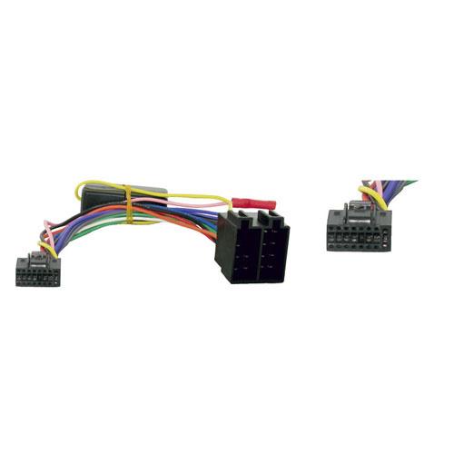 Kenwood- JVC radio adapter 16 pins