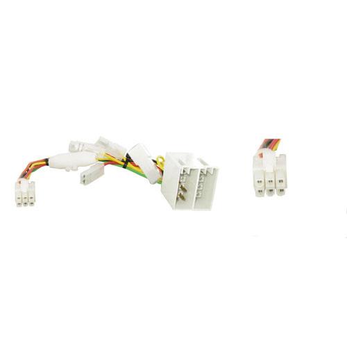 Kenwood radio adapter 6 pins