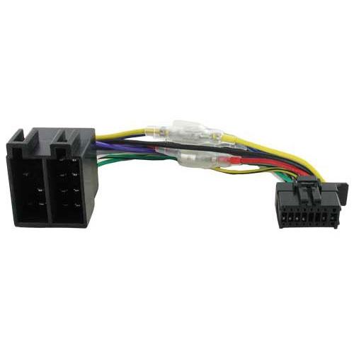 Pioneer radio adapter 16 pins
