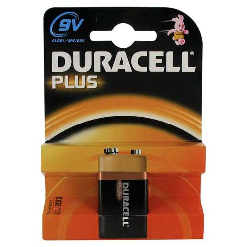Duracell blokbatterij
