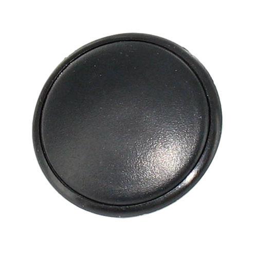 Antenne stop 29mm zwart