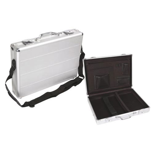 Aluminium koffer voor laptop 425 x 305 x 80mm