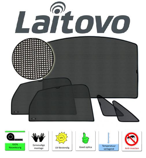 Zonwering Volvo V50 Station wagon 5drs 2004-2012 5-delig
