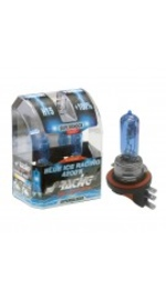 Simoni Racing Halogeen Lampen 'Blue Ice Racing' H15 (4200K) 12V-55-15W, set � 2 stuks ECE-R37