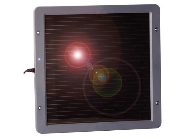 Zonnepaneellader 13.5V-5W