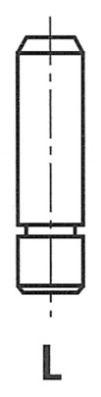 Freccia Klepgeleider G11323