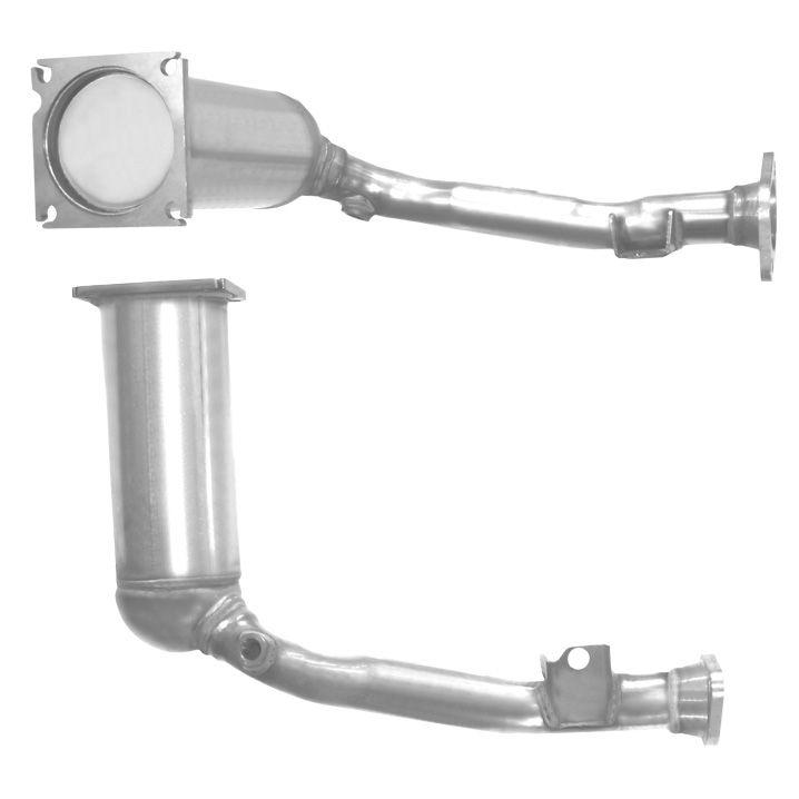 BM Catalysts Katalysator Peugeot/Citroen BM91148H