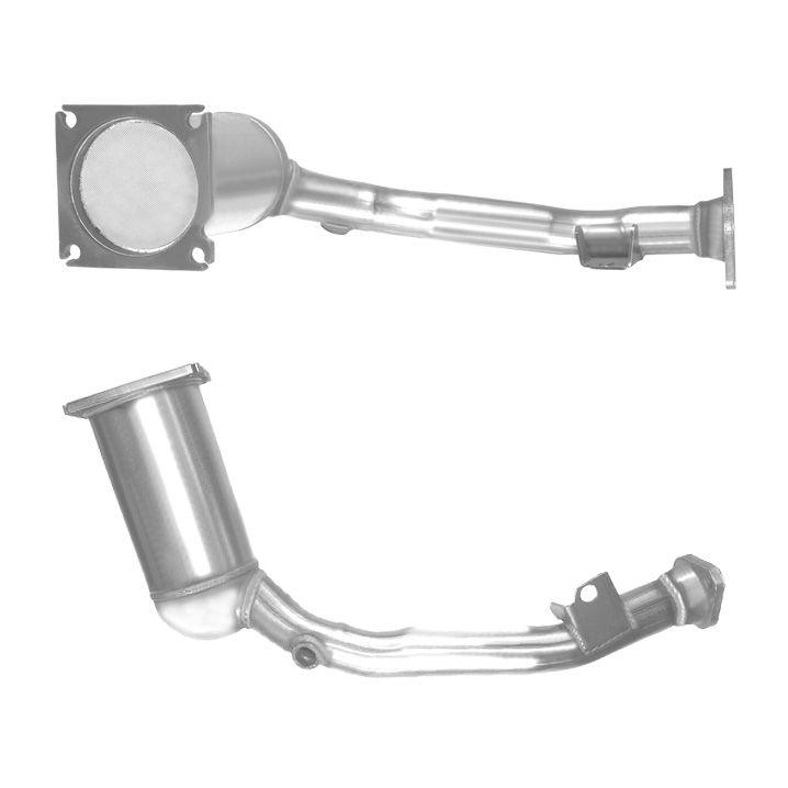 BM Catalysts Katalysator Peugeot/Citroen BM90860H