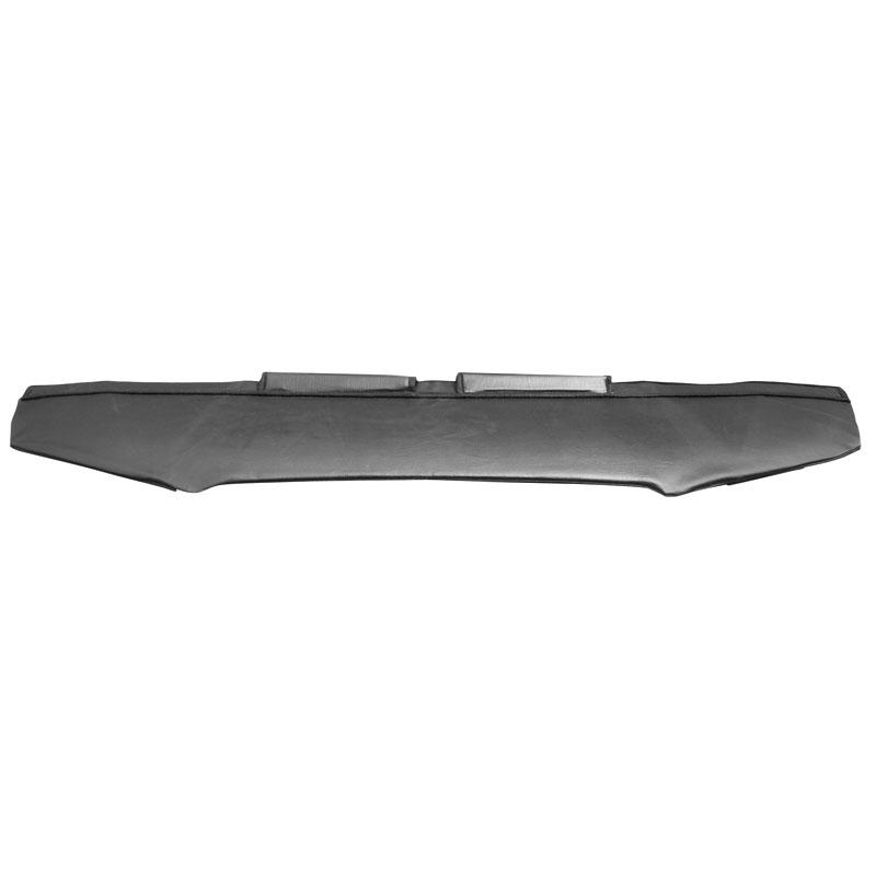 Motorkapsteenslaghoes Mercedes C-Klasse W204 2012- zwart