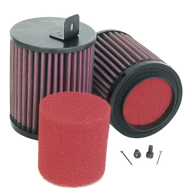 K&N vervangingsfilter Honda RC51 2000-2006 (2 Per Box) (HA-5100)