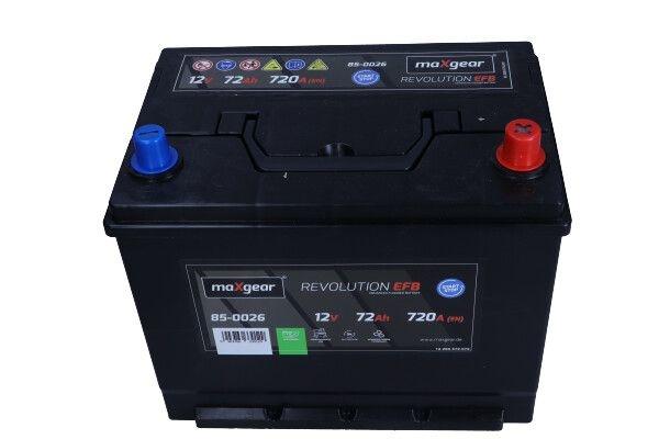 Maxgear Accu / Batterij 850026