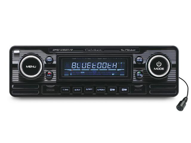 USB-SD FM tuner, AUX-ingang en draadloze Bluetooth® technologie (geen CD speler)